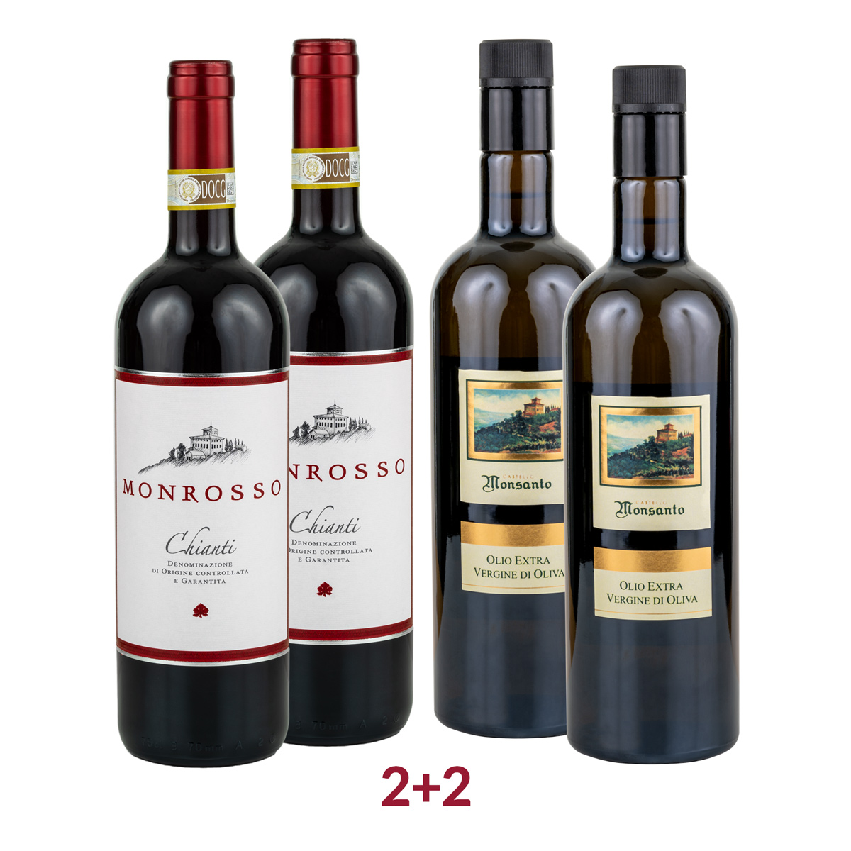 Chianti & Olivenöl aus der Toscana